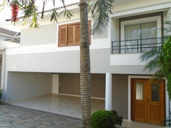 Casa Com 4 Dormitórios Para Alugar, 258 M² Por R$ 5.500/mês - Terras De Piracicaba - Piracicaba/sp - Ca1058