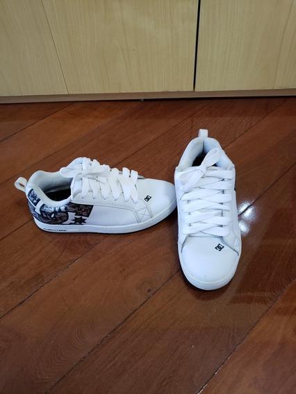 Tênis Dc Shoes, Tamanho 42