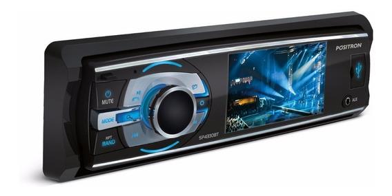 Radio Auto Multimedia Pósitron Sp4330bt 3