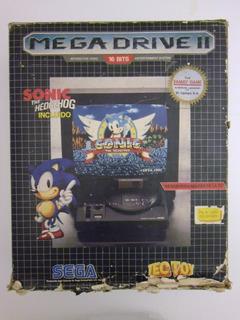 Consola Sega Genesis Original