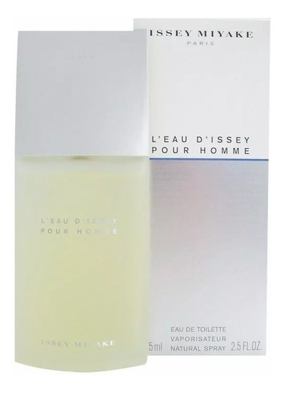 Perfume Issey Miyake Masculino 125ml - Original E Lacrado