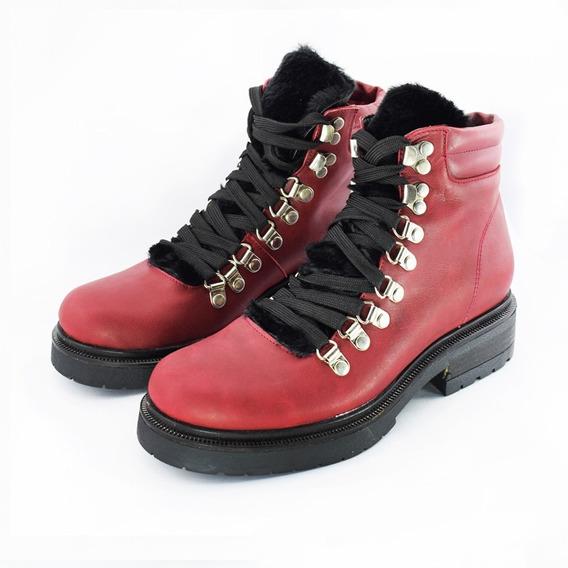 Savage Zapatos. Borcegos. Directo De Fabrica. Burdeos