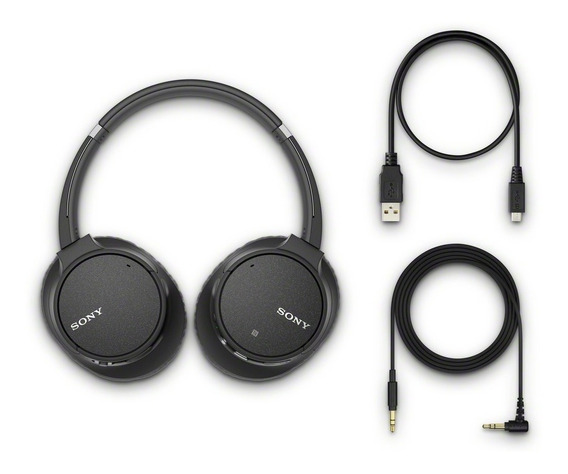 Headphone Sony Noise Cancelling Sem Fio Wh-ch700n Bt Usado