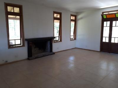 Casa En Alquiler Parque Las Naciones, Hermosa Arboleda