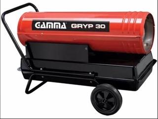 Calefactor Turbina Cañon De Calor Gamma Gryp 30