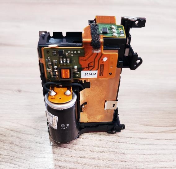 Slot De Bateria Com Flex E Tampa Câmera Nikon P510