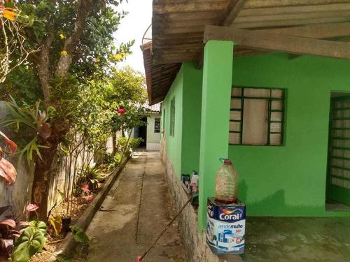 Casa Próximo Ao Centro Da Cidade De Ibiúna - Cód.c408