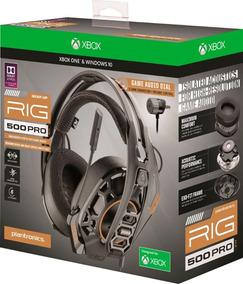 Headset Gamer - Plantronics Rig 500 Pro Hx Dolby Atmos