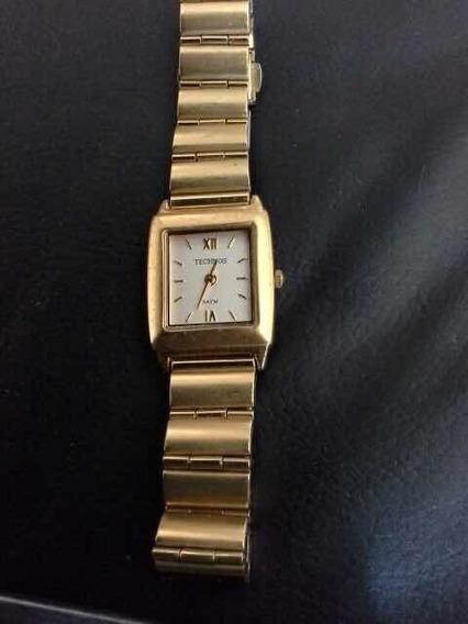 Relógio Technos Tec426 1l32 Feminino Estado De Novo