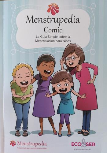 Imagen 1 de 1 de Libro Menstrupedia Cómic