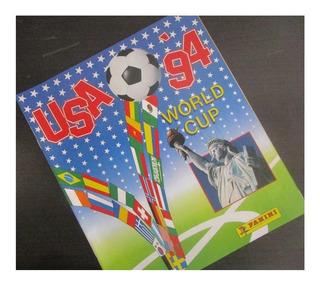 Revista Futbol Mundial Usa 94 Panini Es Una Revista No Album