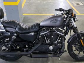 Harley Davidson - Xl 883 N - 2016 Customizada