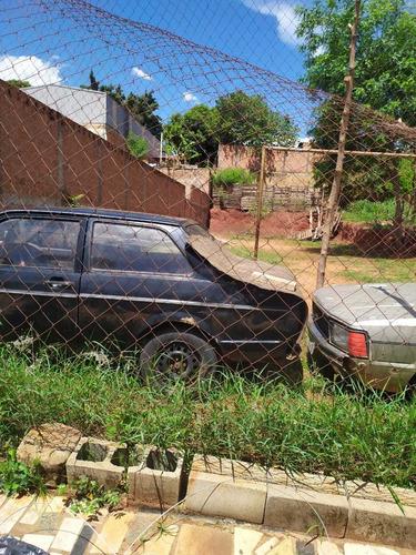 Terreno Padrão Em Araraquara - Sp - Te0097_eliana
