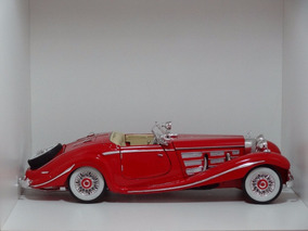 Mercedes Benz 500k Typ Specialroadster 1936 1:18