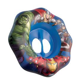 Boia Circular Infantil Fralda Resistente Vingadores Marvel