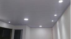 Forro De Pvc Liso M² Colocado/instalado Sp Garantia 5 Anos