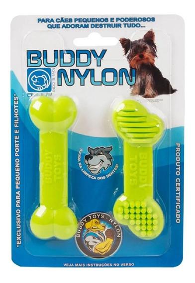Brinquedo Para Cachorro Mordedor Buddy Pp Nylon Buddy Toys