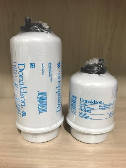 Filtro Combustível Caterpillar 416 1561200 3619554 Donaldson