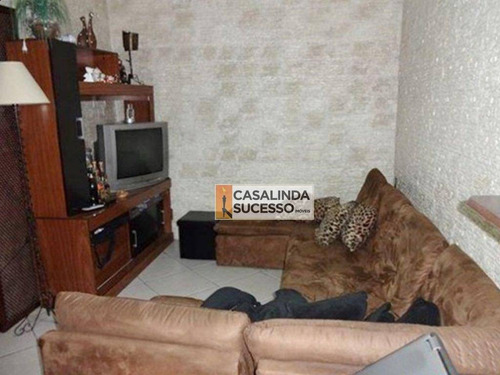 Casa Na Vila Dalila 150m² 2 Dormts 3 Vagas - Ca5948 - Ca5948