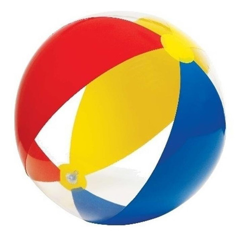 Set (2) Pelota Inflable 50 Cm Diametro Marca Splash