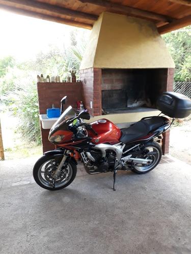 Imagen 1 de 4 de Yamaha Fazer 600 S2