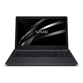 Notebook Vaio Fit15s Pentium 4gb 500gb 15.6 W10 Home Chumbo
