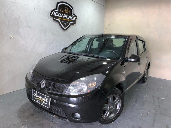 Renault Sandero Vibe 2010