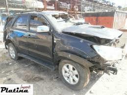 Sucata Toyota Hilux Sw4 2010 Para Retirada De Peças