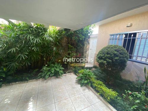 Imagem 1 de 30 de Casa À Venda, 270 M² Por R$ 1.277.000,00 - Santa Maria - São Caetano Do Sul/sp - Ca0736