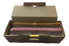Resistor 0r33 5w - Pacote Com 100 Peças