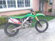 Kx 250f Y Pit Bike 110l
