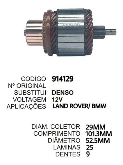 Induzido Motor Partida Land Rover Bmw Denso 9d 12v