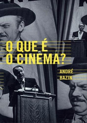 Imagem 1 de 1 de Que E Cinema, O