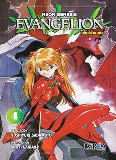 Manga Evangelion Deluxe # 04 (reedicion)