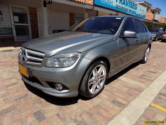 Mercedes Benz Clase C C250 Cgi Amg 1.8cc At Aa