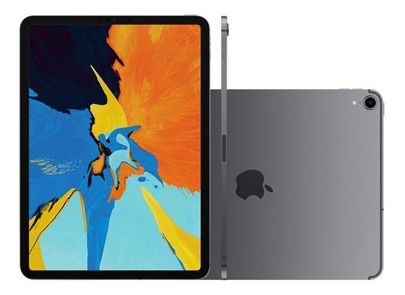 iPad Pro 12.9 64gb Wi-fi Mtel2bz/a Novo Lacrado Nfe
