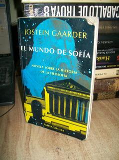 El Mundode Sofia Jostein Gaarder