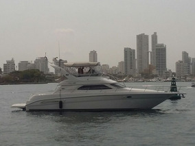 Yate De Recreo Marca Sea Ray Modelo 450 Eb Año 2003