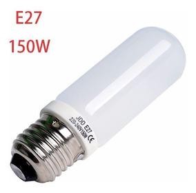 Lâmpada Modelagem E27 150w Flash Greika Godox F300 110v 220v