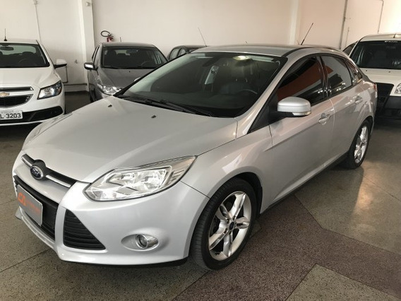 Focus Sedan 2.0 Se Sedan 16v Flex 4p Powershift