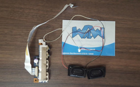 Win Thin: Placa Auxiliar + Power + Auto-falante