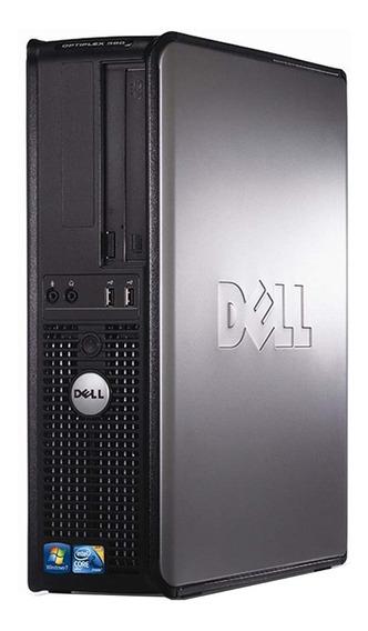 Pc Computador Cpu Usada Desktop Barato 4gb Memoria Ram