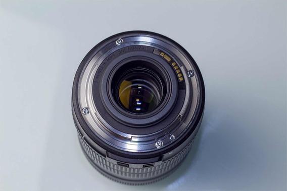 Lente Canon Ef-s 18-135mm F / 3.5-5.6 Is (consigo Desconto)