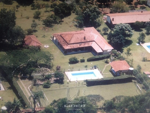 Chácara Campinho Novo Bragança Paulista - Ch0047-1