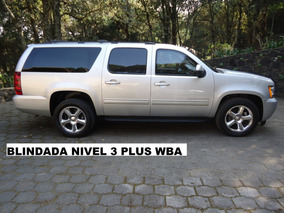 Suburban 4x4 Niv 3 Plus Wba Alemanes 2011 (nueva)