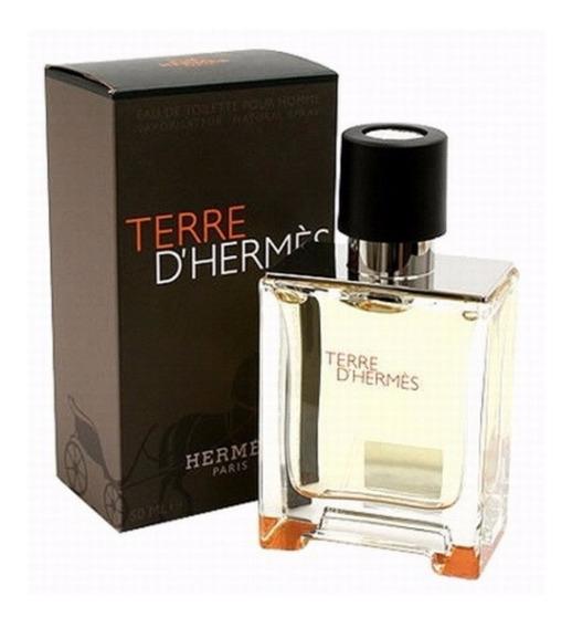 Perfume Terre Hermés Edt 50ml Original Lacrado!