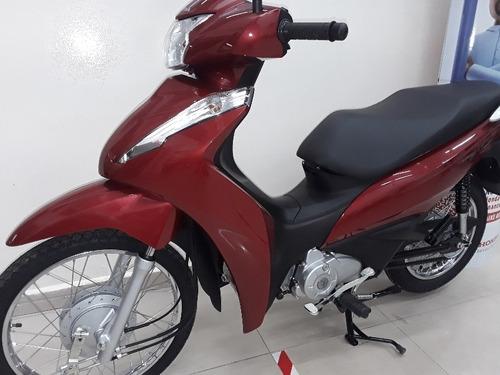 Oferta! Honda Biz110i Cbs 0km 2121 - Venda / Troca