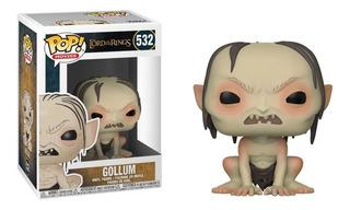 Figura Funko Pop El Señor De Los Anillos - Gollum 532