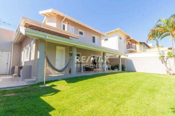 Casa À Venda, Condomínio Jardim Das Palmeiras - Vinhedo/sp - Ca4799