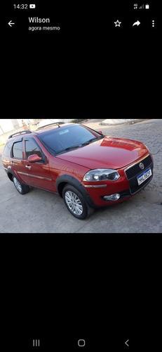 Imagem 1 de 9 de Fiat Palio Weekend 2010 1.8 Trekking Flex 5p